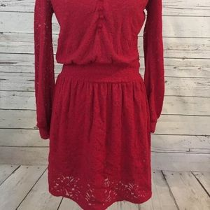 Anthropologie Dresses - Anthropologie leifnotes dress lace